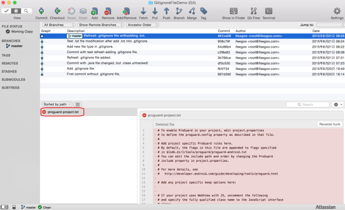 git-code-management-refresh-adding-new-file-type-in-gitignore-file