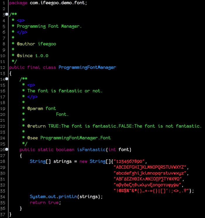 programming-font-monofur-display-result