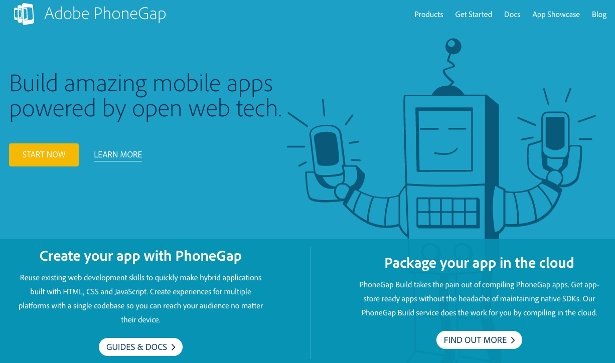 cross-platform-hybrid-app-development-framework-phonegap