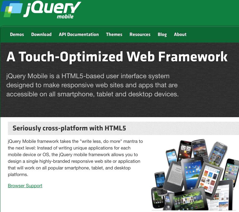 cross-platform-hybrid-app-development-ui-framework-jquery-mobile