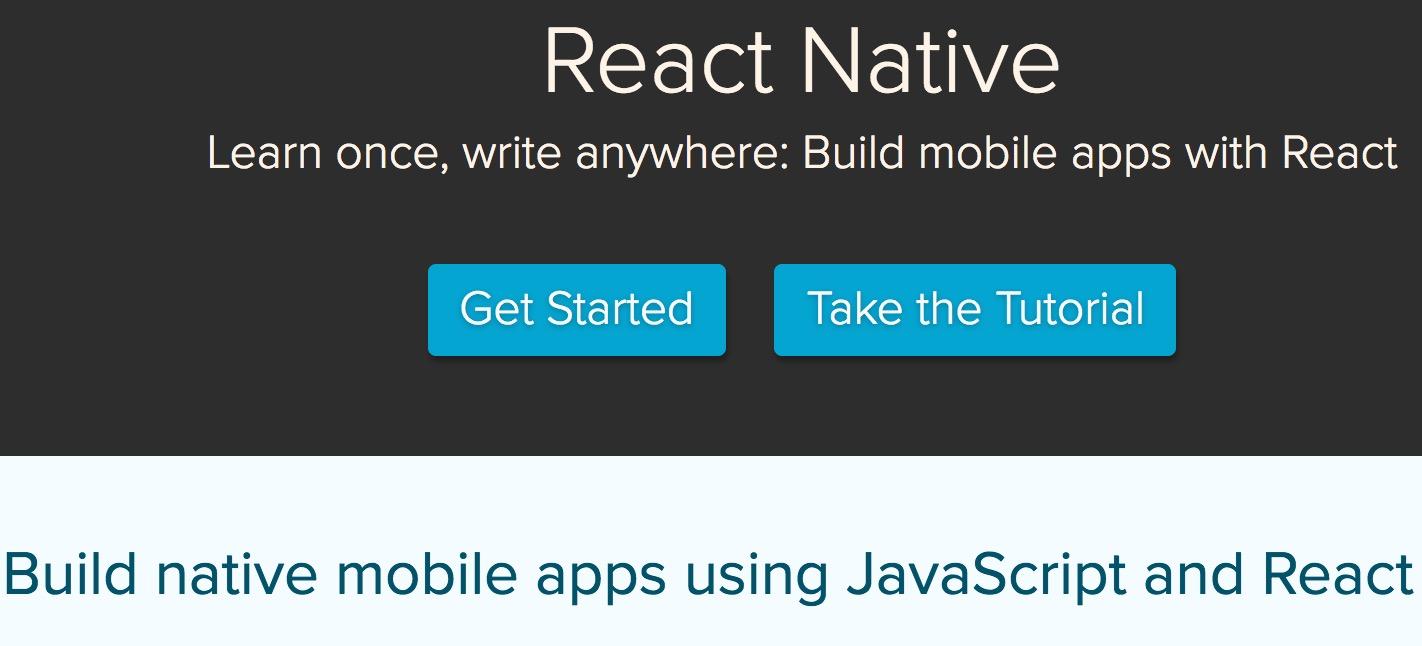 cross-platform-native-app-development-framework-react-native