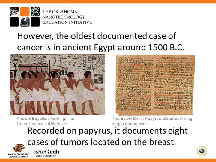 the-oldest-documented-case-of-cancer-is-in-ancient-egypt-around-1500-bc